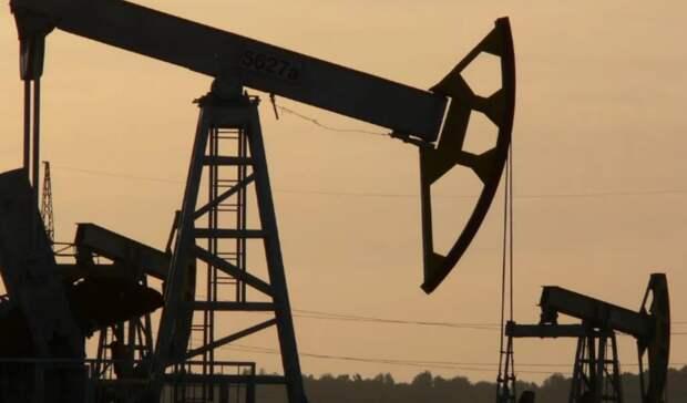 Почти на12% упала средняя цена нефти Urals вянваре 2021