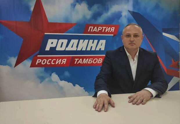 Отсидевший в тюрьме экс-мэр Тамбова снова возглавил город