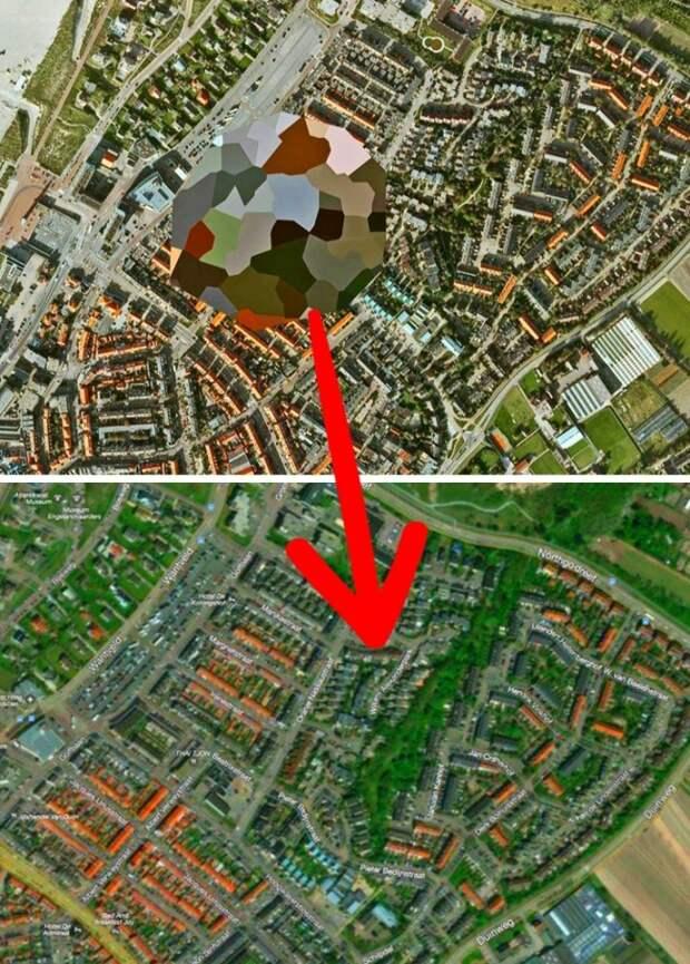 8 странных мест, которые почему-то скрыты на Google-картах
