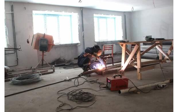 Капитальный ремонт студенческого общежития ИжГТУ планируют завершить в феврале 2021 года