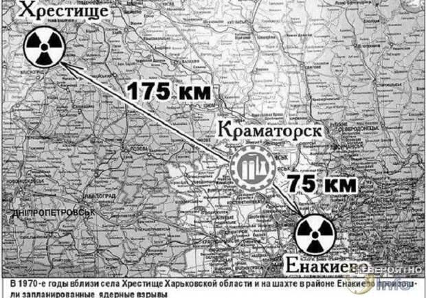 Операция «Факел»: история атомного взрыва под Харьковом