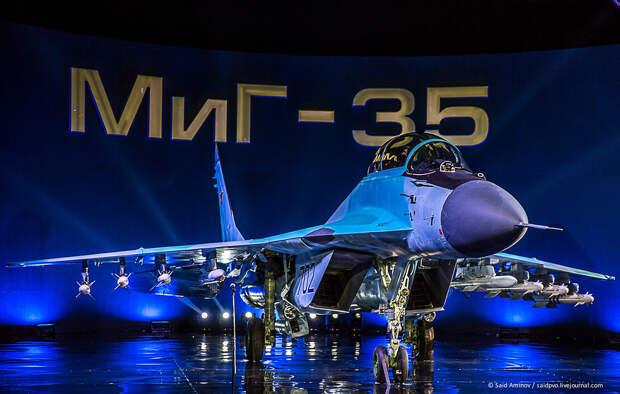 Гроза военной авиации: первые истребители МиГ-35 поступили на вооружение ВКС РФ