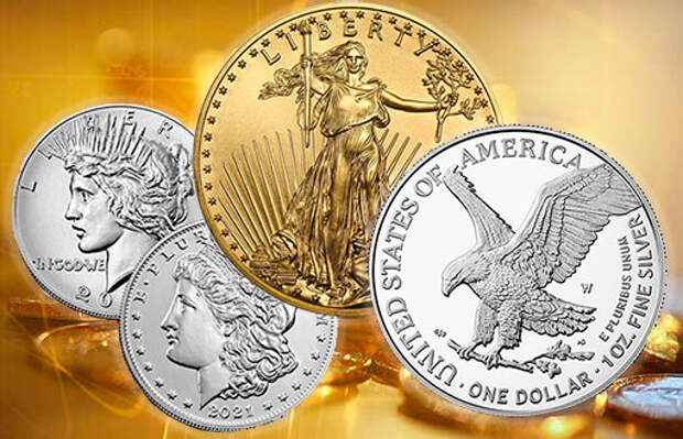 Новинки Монетного двора США на второе полугодие 2021