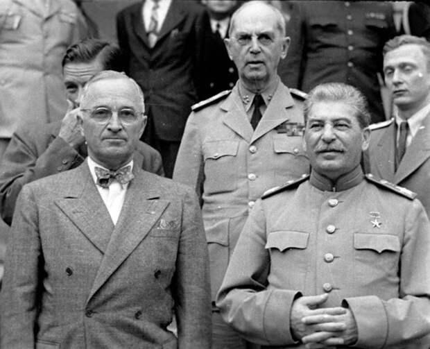 Как Сталин Трумэна переиграл