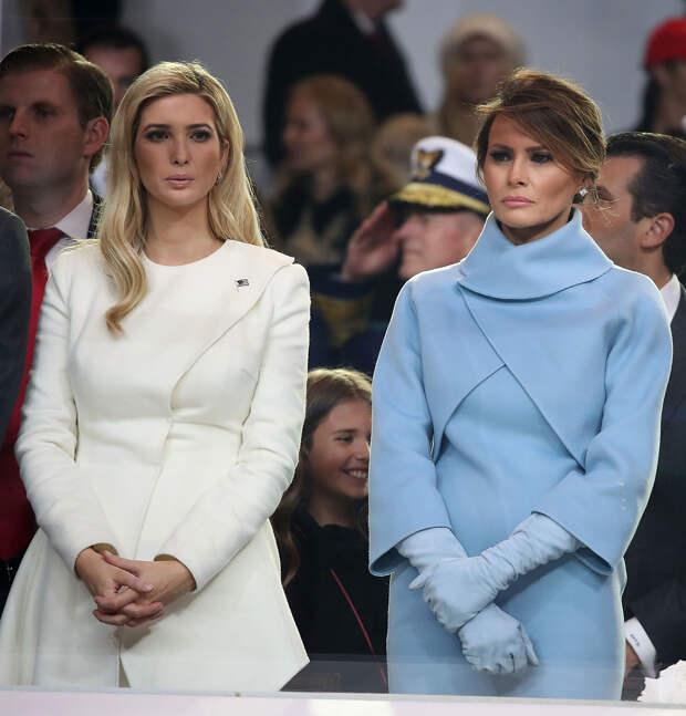 Почему Иванка Трамп дала Мелании прозвище «Портрет»