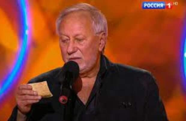 В Москве похоронили актера Владимира Качана