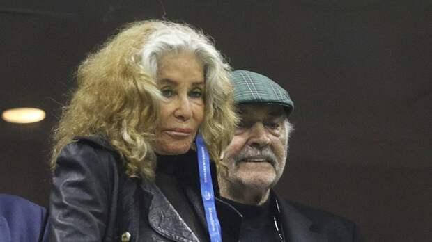 Вдова Шона Коннери может сесть в тюрьму по делу о мошенничестве
