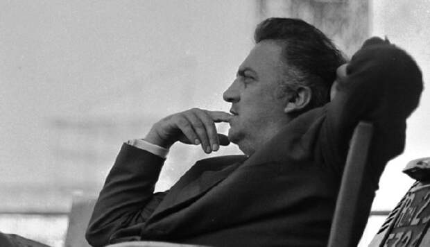 История любви великого режиссера Федерико Феллини и его музы Джульетты Мазины