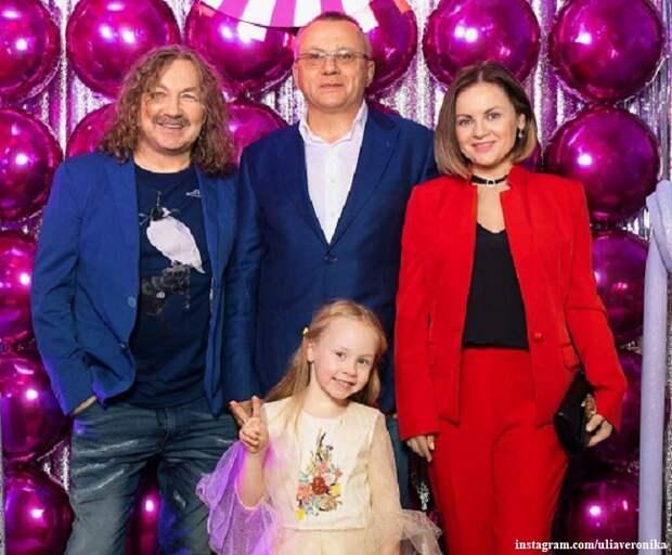 Юлия Проскурякова поделилась фото со дня рождения 6-летней дочки
