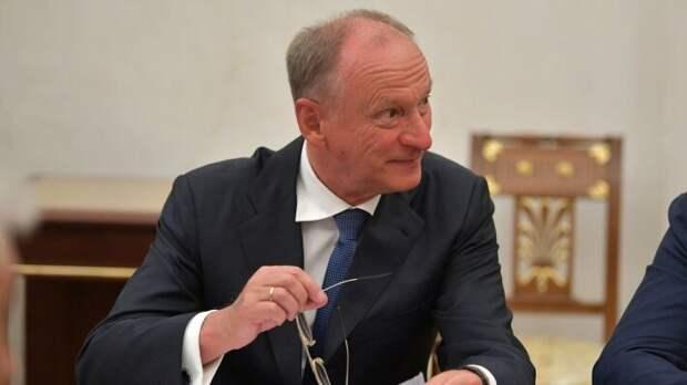 Секретарь Совета безопасности Российской Федерации  Николай Патрушев