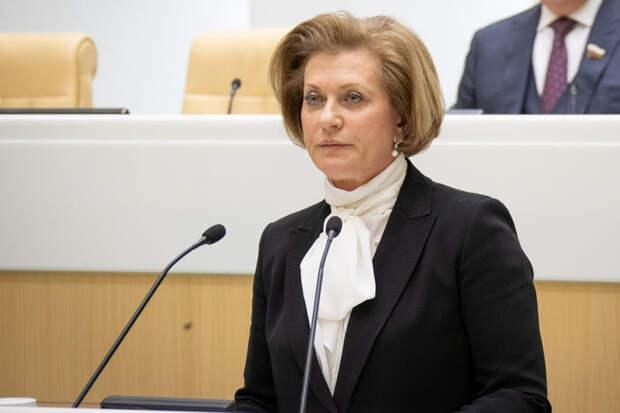Попова назвала регионы, где следует ввести карантин из-за коронавируса