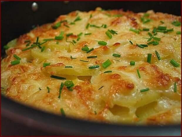 10 наивкуснейших блюд из картофеля