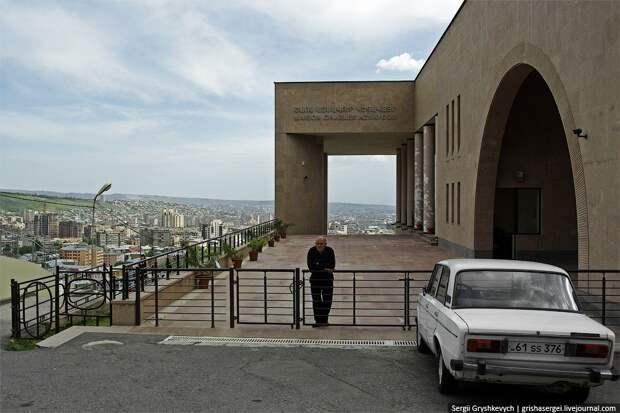 Yerevan31 Фотопрогулка по Еревану