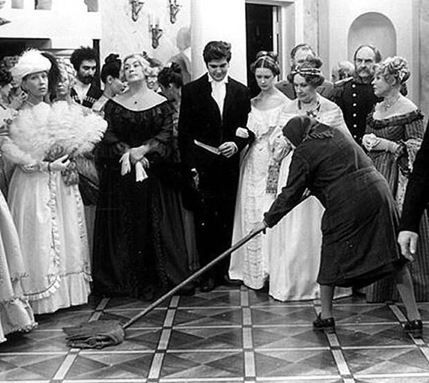 Как снимали знаменитые советские фильмы