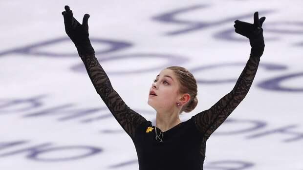 Косторная выиграла премию ISU Skating Awards в номинации лучший новичок