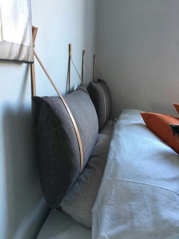 Подвесные подушки