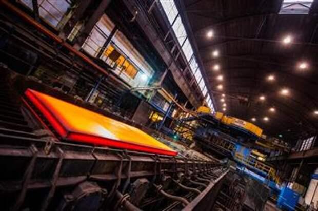 НЛМК изготовил толстолистовую сталь для проекта в заливе Сен-Брие