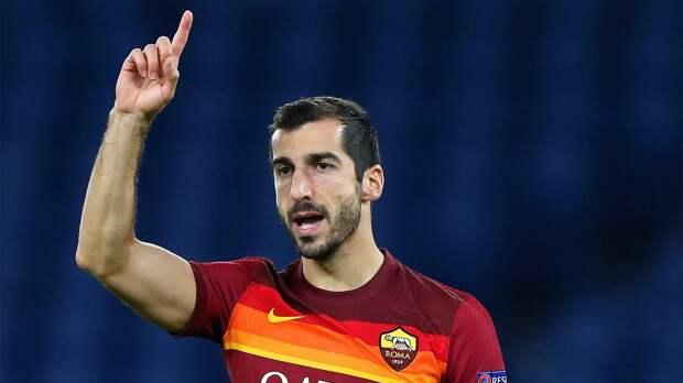 «Рома» согласовала с Мхитаряном детали нового контракта