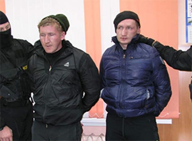 Криминальный авторитет Олег Шаманин объявлен в розыск, а члены бригады арестованы