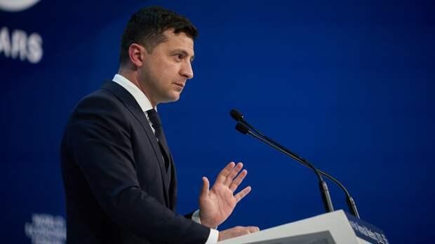 Стало известно об угрозах Зеленскому из-за санкций СНБО против воров в законе