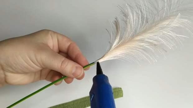 Шикарная альтернатива цветам: декор из обыкновенной ленты