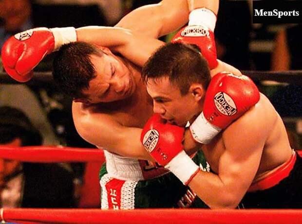 Как Костя Цзю уничтожил легенду мирового бокса