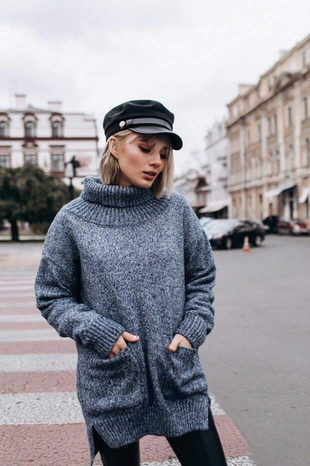 Зимняя вязка: какие вещи будут в моде в сезоне 2020-2021