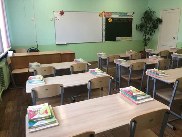Школьников в Удмуртии не будут переводить на дистанционное обучение