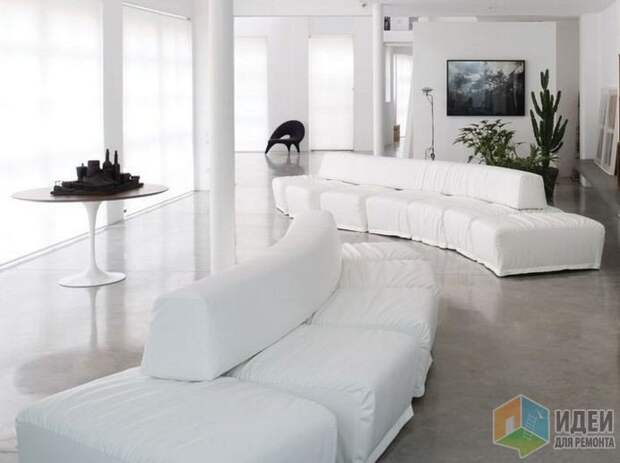 Matrix, модульный диван «Change»