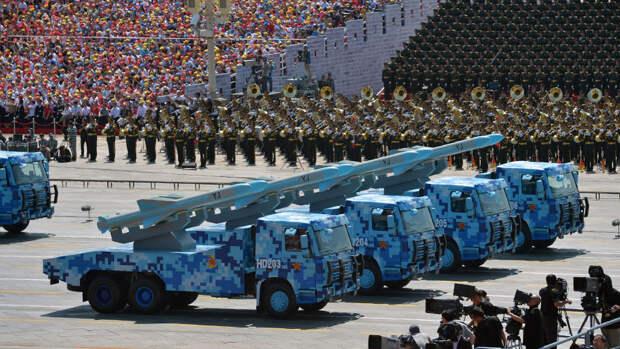 NI рассказал, что удерживает Китай от превращения в военную сверхдержаву