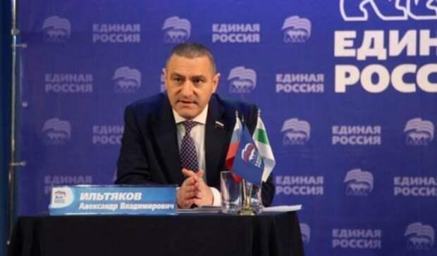 Честный ... цинизм: единоросс Ильтяков назвал пенсию «страховым случаем»