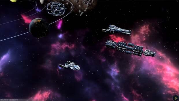 Представлена глобальная стратегия Galactic Civilizations IV