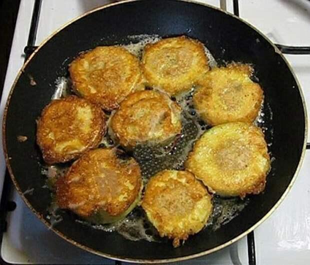 Кабачки с мясом в кляре. Вкусное блюдо с любимыми кабачками и сочным мясом 3