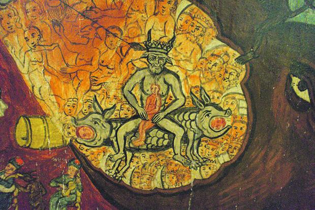 «Самая опасная икона»: какие богомазы писали святые образа с замаскированным дьяволом