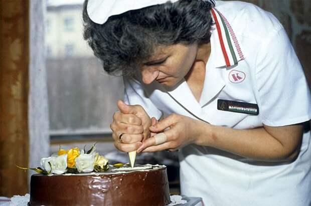 Рецепты самых вкусных советских тортов
