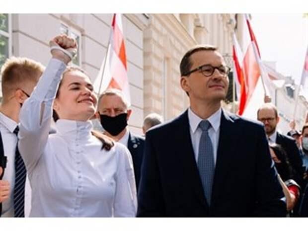 Белоруссия для Польши сужается до виллы в Варшаве