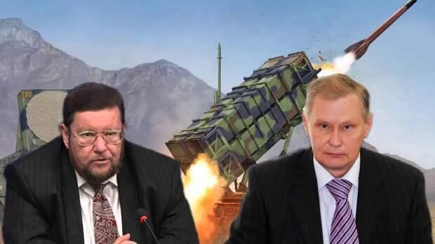 Сатановский и Ходаренок обратили «волчью стаю» Украины в свору битых собак