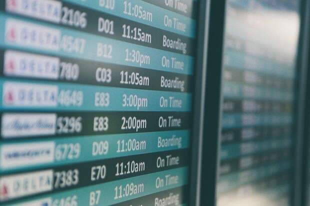 США хотят отменить проверку прибывающих пассажиров на COVID-19