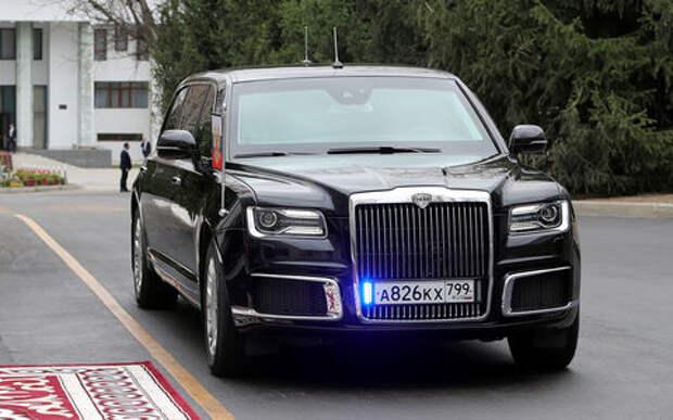 Тульский губернатор хочет Аурус. Но слишком дорого!