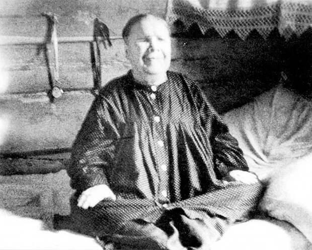 2 мая - день памяти святой Блаженной Матроны Московской