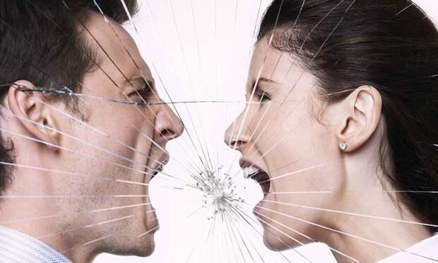 Обряд на снятие рассорки между мужем и женой