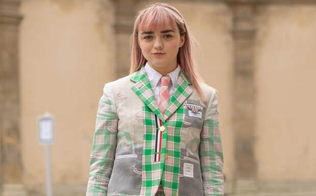 Мэйси Уильямс стала лицом новой кампании H&M