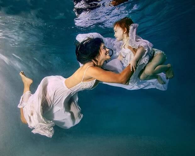 мамы и дочки фото (8)