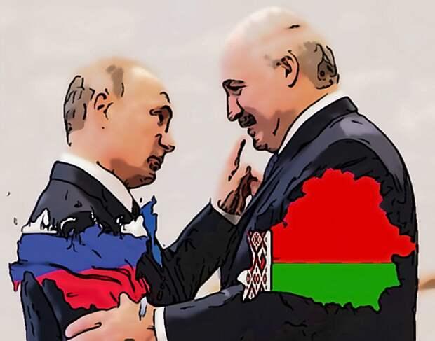 Взаимоотношения России и Белоруссии – это футбольный матч, правда, игра идет в одни ворота