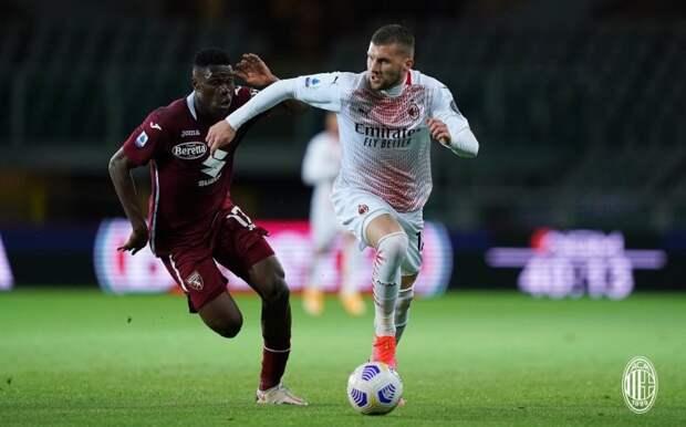 «Торино» - «Милан» - 0:7. Обзор матча и видео голов