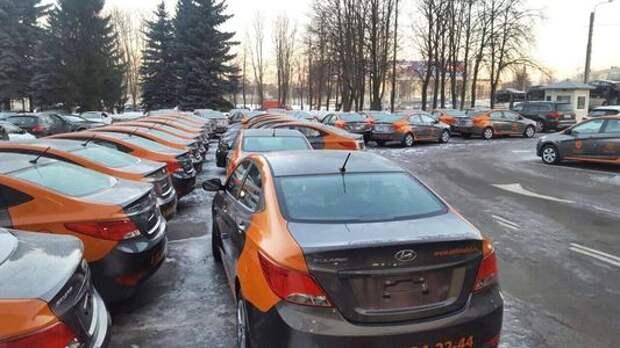 Правительство Москвы поможет деньгами операторам каршеринга