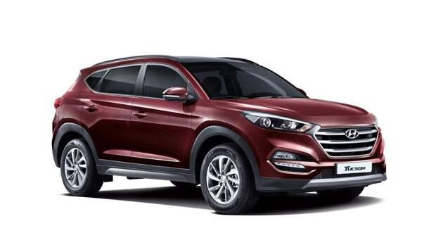 """Владельцам Hyundai Tucson раскрыли 5 """"секретных"""" опций кроссовера"""