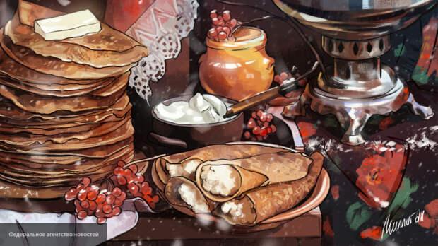 """Рецептом """"марсианских блинов"""" к Масленице поделился автор блога """"Голодный мужчина"""" Стоян"""