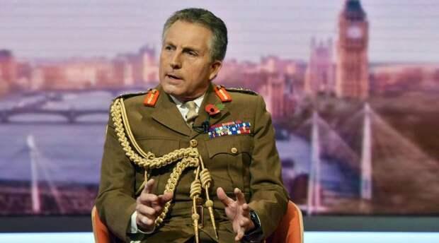 Громкие заявления британского генерала Картера