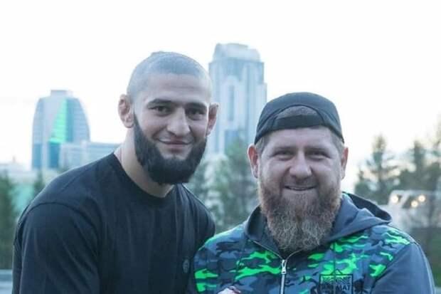 Кадыров вышел на ринг с «новым Хабибом»